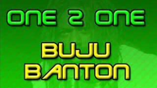 buju banton one 2 one