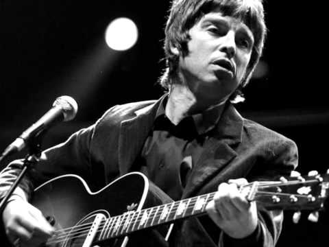 Noel Gallagher If I had a gun acoustic