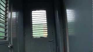 Тюремный вагон. Railway car.
