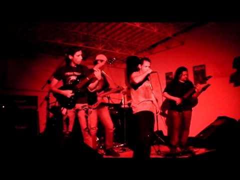 Exodus - Piranha (Six feet under version) - Agressor (Cali - Colombia)