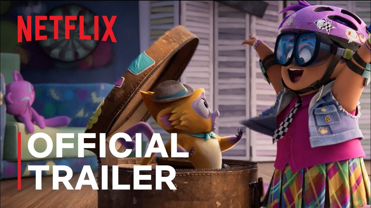 Vivo | Official Trailer | Netflix
