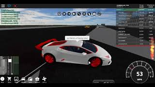 Roblox Vehicle Simulator: MESSING WITH THE EJECTOR SEAT!!!!