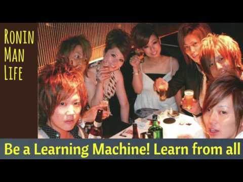 How Men Become Free. Become a MGTOW Learning Machine.