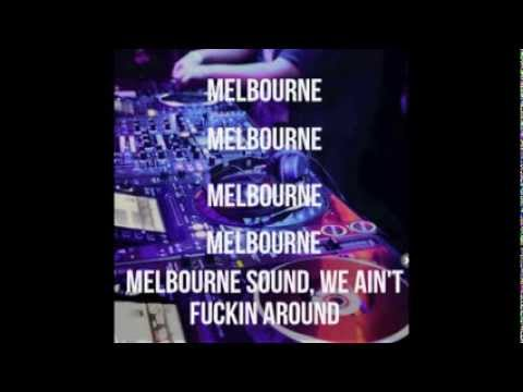 Matty Lincoln Ft. Mandas - Melbourne Sound (Lyrics On Screen)