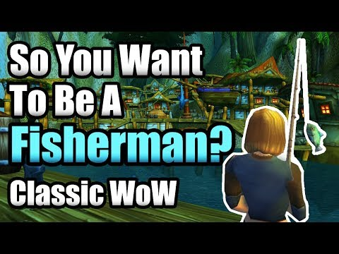 The Ultimate Fishing Guide For Classic WoW! Become The Booty Bay Fishing Champion!