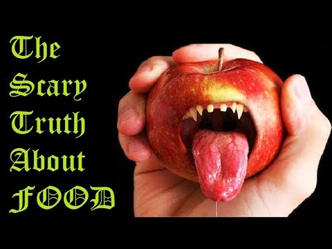 The Scary TRUTH About FOOD (illuminati gmo food exposed. depopulation agenda)