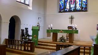 Thursday morning Eucharist