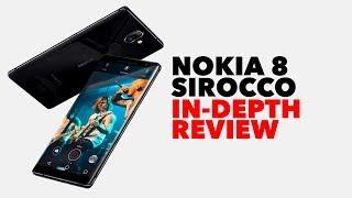 [REVIEW] Nokia 8 Sirocco