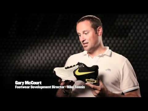 best cheap aa0b5 7f50d ... Rafael Nadal 2011 US Kit x Nike Air Max Court Ballistec 3.3 ...