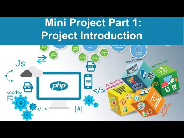 php tutorial in hindi - Mini Project Part 1 (Introduction)