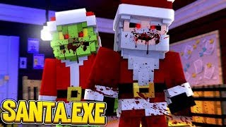 EXE HUNTERS #4 - THE GRINCH IS TRYING TO MAKE SANTA.EXE!