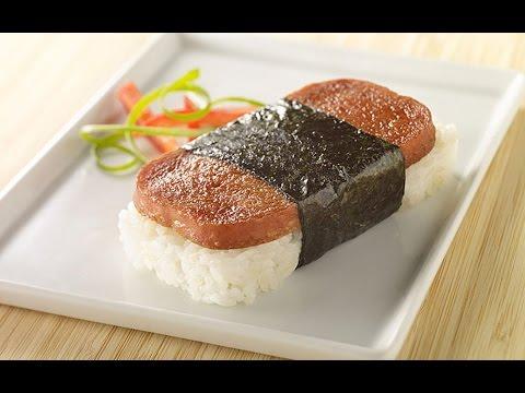 Receta Facil Y Deliciosa: Spam Musubi | MarceAlDescubierto