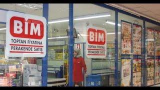 BİM market kaçta açılıyor,kapanıyor?