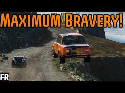 Forza Horizon 4 - Maximum Bravery (Fortune Island)