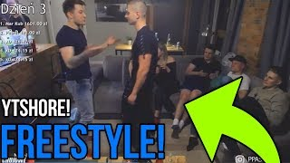 ADRIANPOLAK FREESTYLE VS AMADEUSZ - YOUTUBE SHORE!