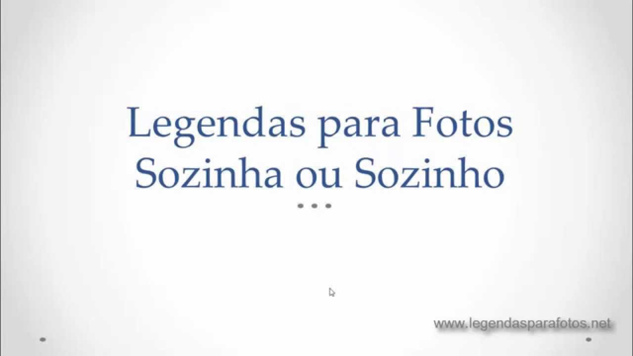 Legenda Para Fotos Com Amigas Youtube