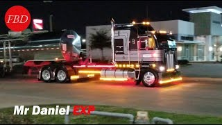 The Cleanest Oldschool Kenworth Cabover Aerodyne Sleeper I