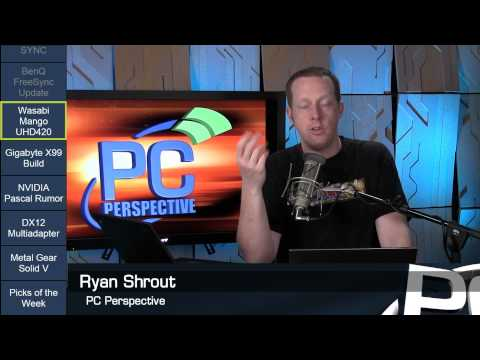 PC Perspective Podcast 360 - 07/30/15