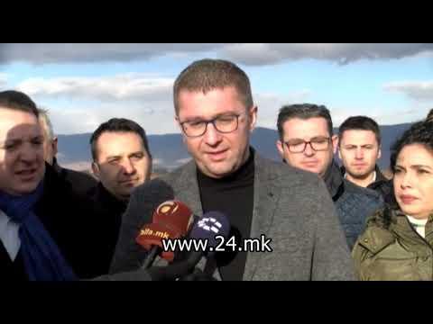 Мицковски: Место живот за Македонија имаме само нереализирани проекти