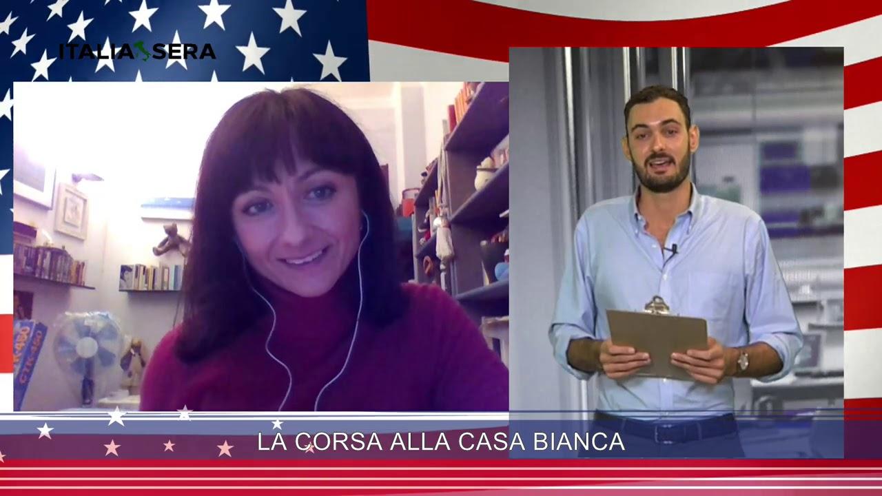 La giornalista Chiara Basso ospite a Road to Usa 2020 - 1/11/20