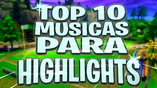 Top 10 des chansons à mettre en évidence Fortnite - DOWNLOAD