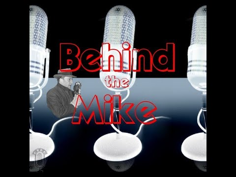 Behind the Mike - Zulu Radio Star