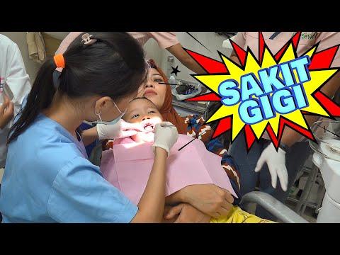 Drama pendidikan anak sakit gigi