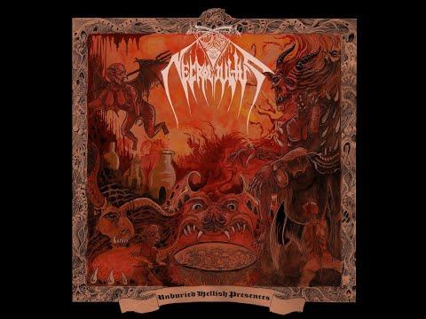 Necroccultus - Unburied Hellish Presences (full demo)
