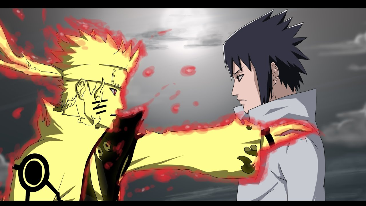 Naruto mode Kyubi vs Sasuke Susano by Jaster95 on DeviantArt