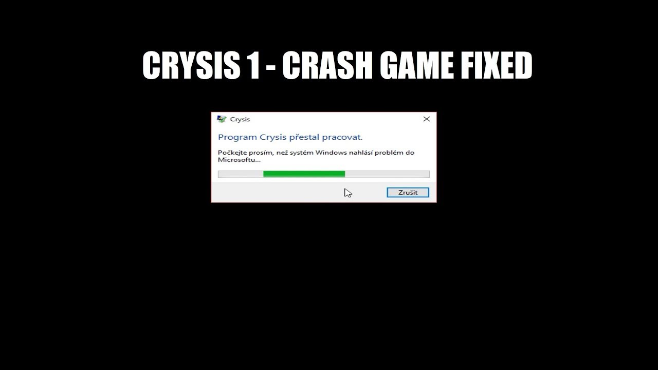 how to fix game crashes on windows 10