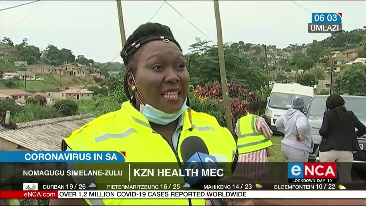 Home screening rolled out in KZN - eNCA