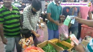 Bengali Vlog # চলুন সবাই মিলে ___ মালয়েশিয়ার পাইকারি বাজারে যাই / Let's Go