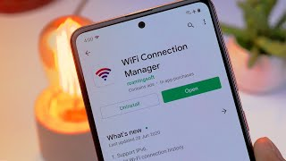 WiFi Connection Manager - WiFi Apps Review screenshot 2