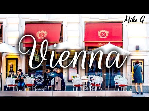 12 Things to do in Vienna   Vienna Walking Tour   Europe Travel   Mike G