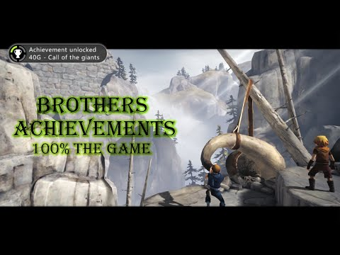 Brothers: a Tale of Two Sons Achievement Guide  