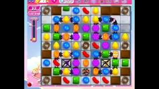 Candy Crush Saga Level 878 NO BOOSTERS