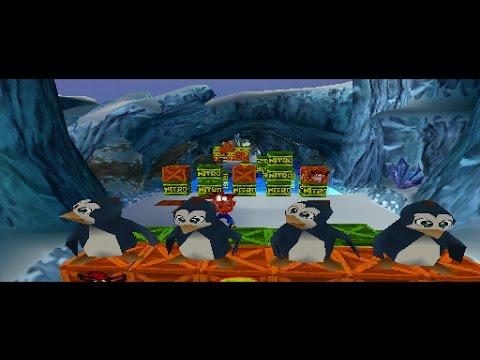 Crash Bandicoot 2 - Snow No mod (Snow Go mod v2)