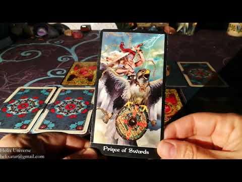 Hero's Journey Tarot Reading - Fire Element - Autumn/ Fall 2019