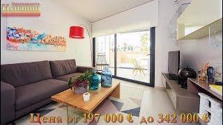 Недвижимость в Испании 2018, современные апартаменты в Вилламартин, побережье Коста Бланка