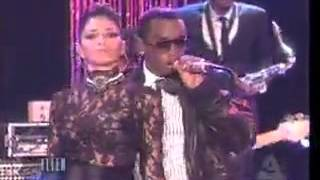 P Diddy Come To Me live on Ellen 2006