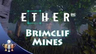 Ether One Collectibles - Brimclif Mine - Projectors, Ribbons, Knockers, Voicemail & Plaque