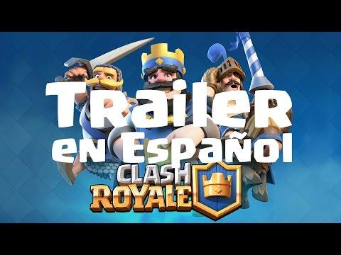 Clash Royale Trailer En Español