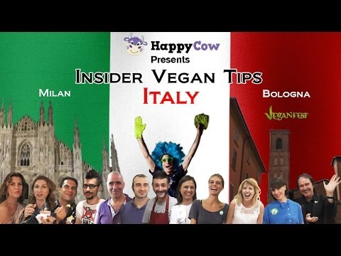 Vegan Italy: Tips by Insiders, Celebrities and Highlights of VegFest 2013