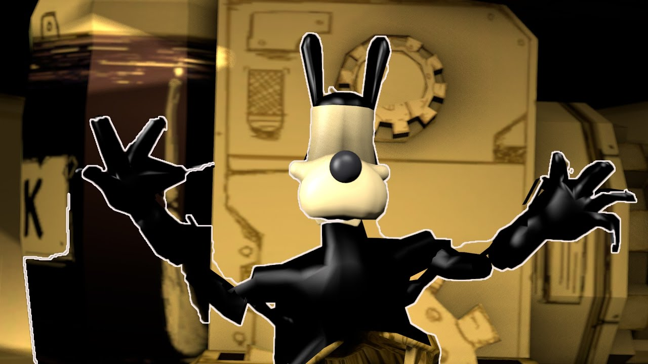 bendy and the ink machine borris