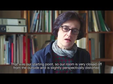 "ROOMS. Novel living concepts - ""Putting things into perspective"" by Elisabetta Terragni"