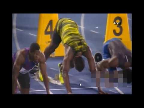 USAIN BOLT- One Last Race Kingston Jamaica June 10, 2017