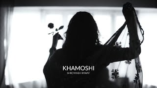 KHAMOSHI | SHREYANSH RAWAT | OFFICIAL MUSIC VIDEO