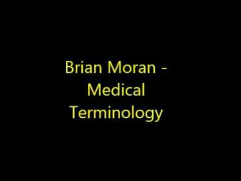 Brian Moran   Oral Presentation
