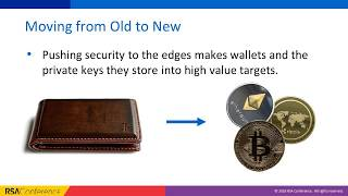 Virtual Session: Blockchain Security: An Improvement or a Nightmare?