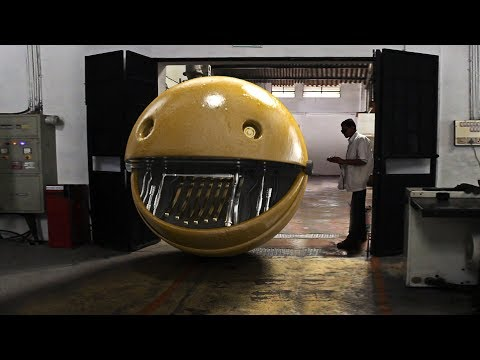 Pac-Man In Real Life | ORIGINS